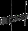 ISY IWB 2200 - Kit montaggio (supporto da muro) per TV LCD - Nero