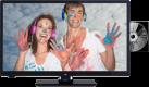 ok. OLE 24690H-TB DVD - LED-TV - 24/61 cm - Schwarz