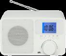 ok. OWR 230-W - FM/AM Radio - Mit Teleskop-Antenne - Weiss