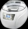 KOENIC KUC 2221 - Pulitore a ultrasuoni - Serbatoio in acciaio inox 0.75 l - Bianco