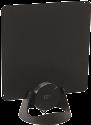 ISY ITA 2101 - DVB-T2 Ultra-dünne Antenne - 90 dBV - Schwarz