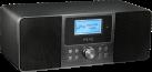 PEAQ PDR260-B - Internet & DAB+ Radio - 10 W - Noir