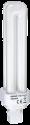 OSRAM Dulux D G24d - LED GU4 - 18 W - Weiss