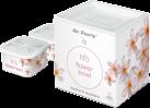 ipuro Air Pearls N°5 flower bowl, 2er Pack