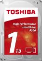 TOSHIBA P300 - disque dur interne de 3.5 - 1 To - argent