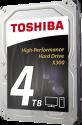 TOSHIBA X300, 4 To