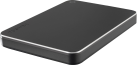 TOSHIBA Canvio Premium für Mac, 3 TB, dunkelgrau