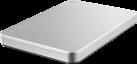 TOSHIBA CANVIO PREMIUM MAC, 3 TB, silber