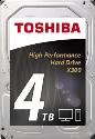 TOSHIBA X300 - Disque dur interne de 3.5 - 4 To - Argent
