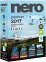 Nero 2017 Platinum, PC, italiano/francese