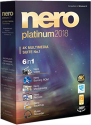 nero Platinum 2018, PC, Französisch/Italienisch