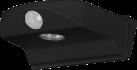 OSRAM Door LED, schwarz
