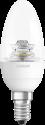 OSRAM LED STAR CLASSIC B, E14, 6W, transparente