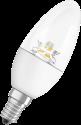 OSRAM LED STAR CLASSIC B, E14, 4W, transparent