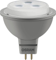 OSRAM LED STAR MR16 12 V, GU5.3, 3 W