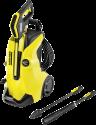 KÄRCHER K 4 Full Control - Idropulitrice - Con indicatore di pressione - Giallo/Nero