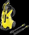 KÄRCHER K 4 Premium Full Control - Idropulitrice - Con avvolgitubo - Giallo/Nero