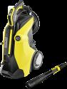 KÄRCHER K 7 Premium Full Control Plus - Idropulitrice - Con avvolgitubo - Giallo/Nero