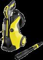 KÄRCHER K 5 Premium Full Control Plus - Idropulitrice - Resa per area: 40 m²/h - Giallo/Nero