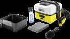 KÄRCHER Mobile Outdoor Cleaner OC 3 Bike Box - Idropulitrice mobile - Con Bike Box - Giallo/Nero