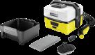 KÄRCHER Mobile Outdoor Cleaner OC 3 Pet Box - Idropulitrice mobile - Con Pet Box - Giallo/Nero