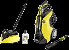 KÄRCHER K 7 Full Control Plus Home - Idropulitrice - Con Home Kit - Giallo/Nero