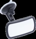 HR-imotion 10410601 - Miroir aveugle - Avec accessoire d'aspiration - Noir