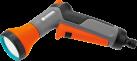 GARDENA Classic spray morbido - Pistola a spruzzo - Regolabile - Arancione/Grigio