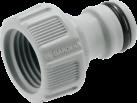 GARDENA System G 1/2 - Connettore rubinetto - 21 mm - Grigio