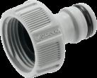 GARDENA System G 3/4 - Connettore rubinetto - 26,5 mm - Grigio