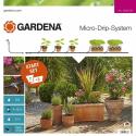 GARDENA Sistema Micro-Drip Kit Start per piante da vaso M