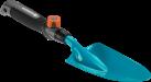 GARDENA Cobmisystem-Blumenkelle - Verwendbar mit verscheidenen Stielen - Blau/Schwarz