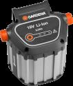 GARDENA BLi-18 - Batterie Interchangeable - 18 V / 2.6 Ah - Noir