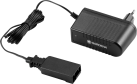 GARDENA Caricabatterie 18V - Caricabatterie - Per GARDENA BLi-18 - Nero