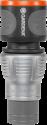"""GARDENA Premium - Raccordo per tubo - 13 mm (1/2)–15 mm (5/8"""") - Nero/Arancione/Argento"""