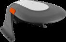 GARDENA Abri - Pour tondeuse robot - Noir