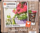 GARDENA Vollautomatische Blumenkastenbewässerung - Für bis zu 5 - 6 m Blumenkästen