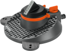GARDENA Tango Comfort - Arroseur rotatif et sectoriel - 310 m² - Gris/Orange