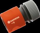 GARDENA Raccordo rapido per tubo - 16 mm (5/8) - Grigio/Arancia
