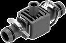 GARDENA Raccordo a T per microspruzzi, 13 mm, 5 pezzi