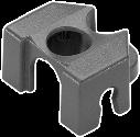 GARDENA Fermatubo, 4.6 mm, 5 pezzi