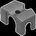 GARDENA Fermatubo, 13 mm, 2 pezzi