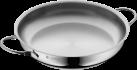 WMF Servierpfanne - für Induktionsherde -  28 cm - Silber