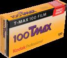 Kodak Professional T-Max 100 - 5 Rollen