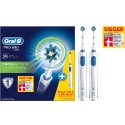 Oral-B PRO 690 (CrossAction) - Elektrische Zahnbürste - 3D-Reinigung - Blau/Weiss
