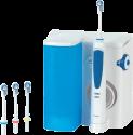 Oral B ProfessionalCare OxyJet - Munddusche - 8'000 U/Min. - weiss / blau