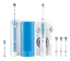 Oral-B ProfessionalCare Center PRO 1000 - Mundpflege-Center - 3D Reinigungs-Technologie - Weiss