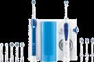 Oral B ProfessionalCare Center PRO 3000 - Elektrische Zahnbürste - 8000 U/ Min. - Blau / Weiss