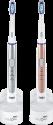BRAUN Oral-B Pulsonic Slim - Schallzahnbürste Doppelpack - Pulsonic Pro Timer - Valentins Edition - Rosa / Weiss