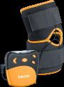 beurer EM 29 - TENS pour genoux et coudes - Électrodes à contact à eau - Noir/Orange